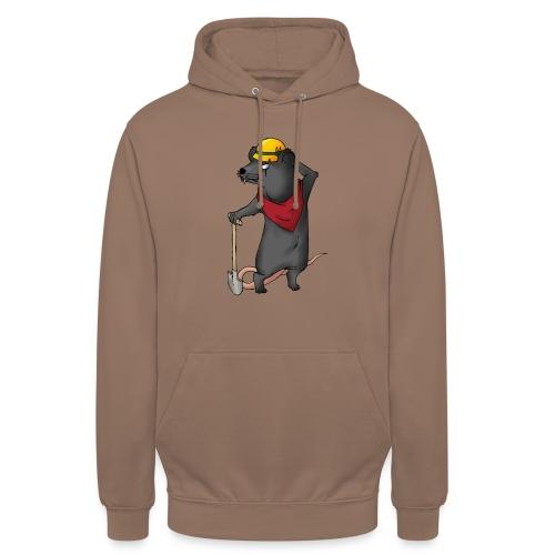 Arbeiter Ratte - Unisex Hoodie
