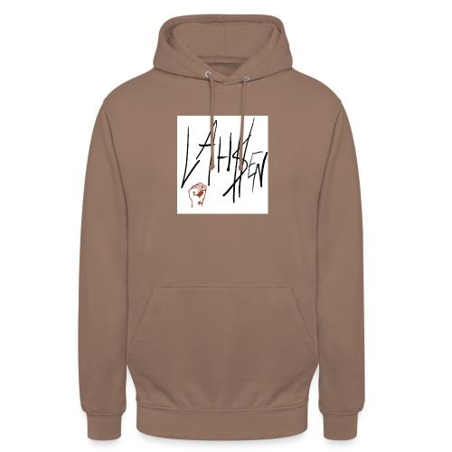 L.M product $ - Sweat-shirt à capuche unisexe
