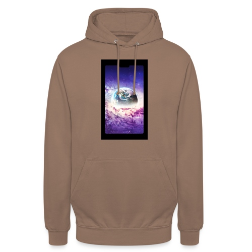 Univers - Sweat-shirt à capuche unisexe
