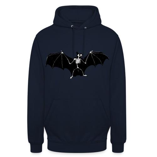 Bat skeleton #1 - Unisex Hoodie