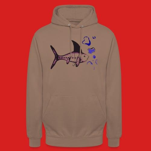 Hai-Fisch - Unisex Hoodie