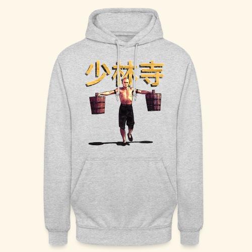 Shaolin Warrior Monk - Hoodie unisex