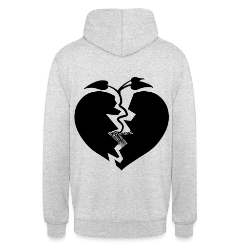 Heart of Hope - Luvtröja unisex