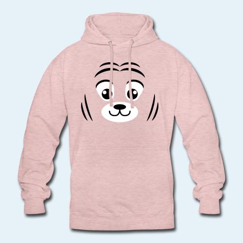 Cachorro de tigre (Cachorros) - Sudadera con capucha unisex