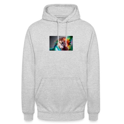 hero lion - Sweat-shirt à capuche unisexe