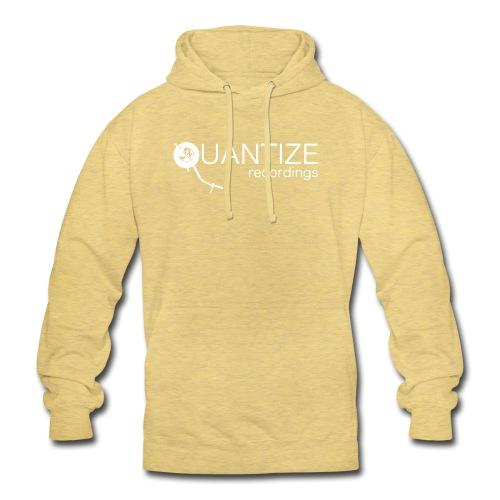 Quantize White Logo - Unisex Hoodie