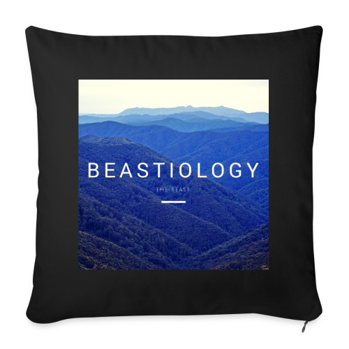 BEASTIOLOGY Album Cover - Sofa pillow cover 44 x 44 cm