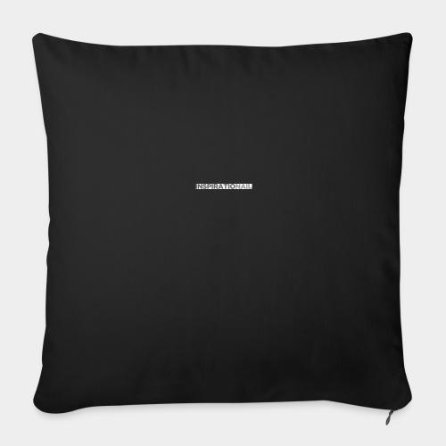Inspirationail - Sofa pillow cover 44 x 44 cm