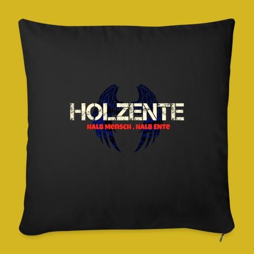 HolzEnte - Sofakissenbezug 44 x 44 cm