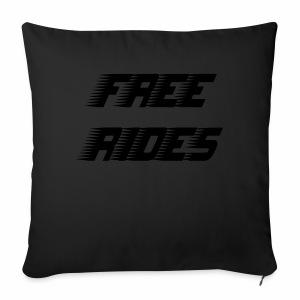 Free Rides - Sierkussenhoes, 44 x 44 cm