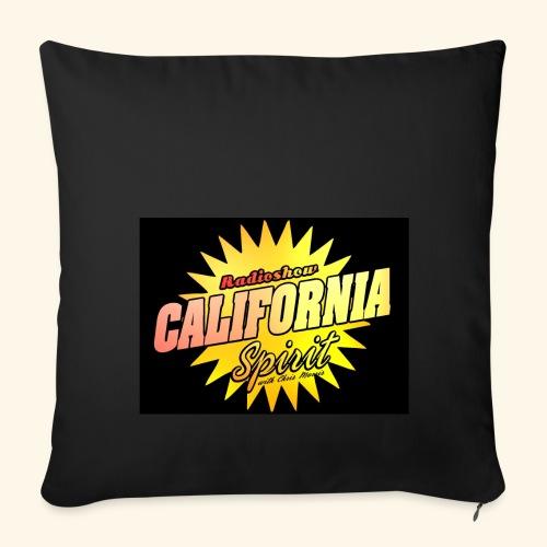 California Spirit Radioshow Classic - Housse de coussin décorative 44x 44cm