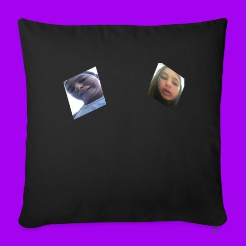 FAT BOOBS - Sofa pillow cover 44 x 44 cm