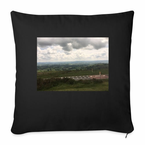 IMG 0310 View from Ludlow - Sofa pillow cover 44 x 44 cm