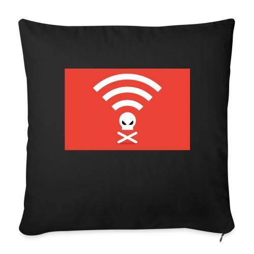 Notspy.de - Dein sicheres Internet. - Sofakissenbezug 44 x 44 cm