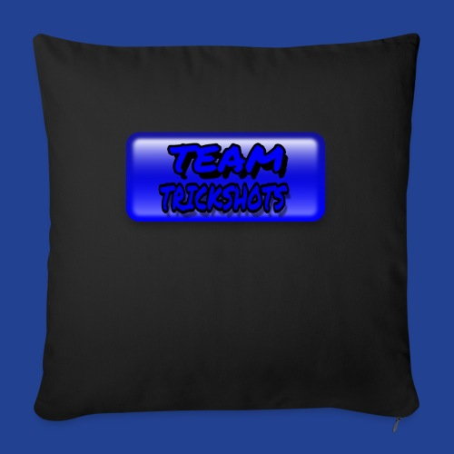 Team trickshot - Sofa pillow cover 44 x 44 cm