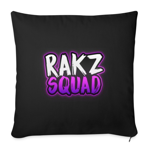 RakzSquad First Merch - Sofa pillow cover 44 x 44 cm