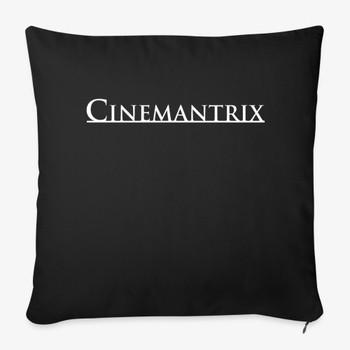 Cinemantrix - Soffkuddsöverdrag, 44 x 44 cm