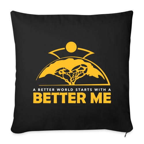 Better Me - Sofa pillow cover 44 x 44 cm