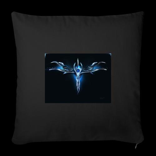 Dragon heart - Sofa pillow cover 44 x 44 cm