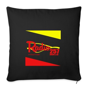 Radio 257 Generic design 1 - Sofa pillow cover 44 x 44 cm