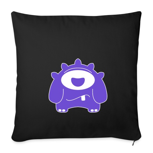 Main character design from the smashET game - Sofa pillow cover 44 x 44 cm