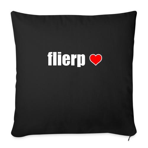 I love Flierp - Sierkussenhoes, 44 x 44 cm