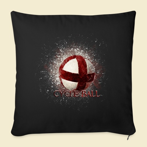 Radball | Cycle Ball - Sofakissenbezug 44 x 44 cm