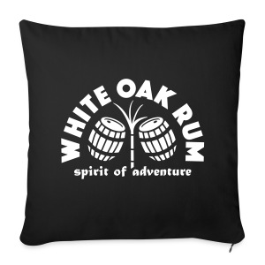 White Oak Rum - Sofa pillow cover 44 x 44 cm