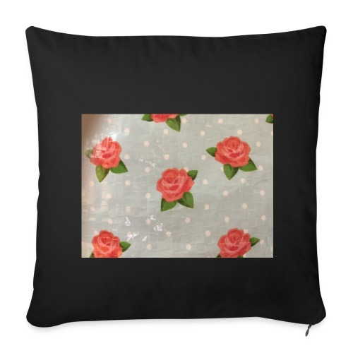 Rosie - Sofa pillow cover 44 x 44 cm