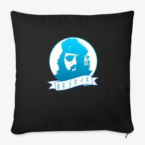 Berserkr Big Boss Blue - Sofa pillow cover 44 x 44 cm