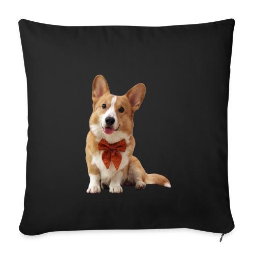 Bowtie Topi - Sofa pillow cover 44 x 44 cm