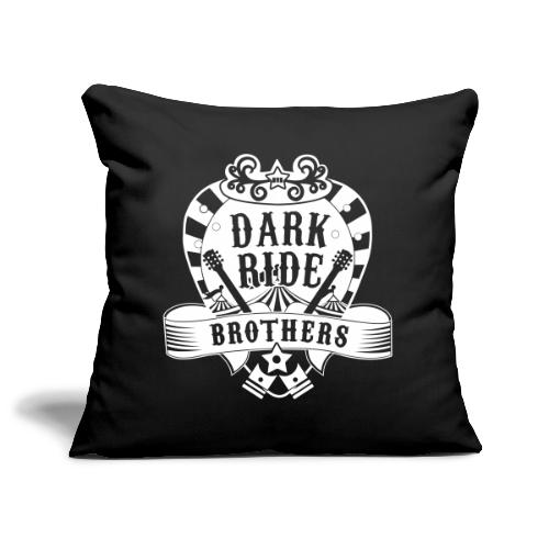 Dark Ride Brothers - Sohvatyynyn päällinen 44 x 44 cm