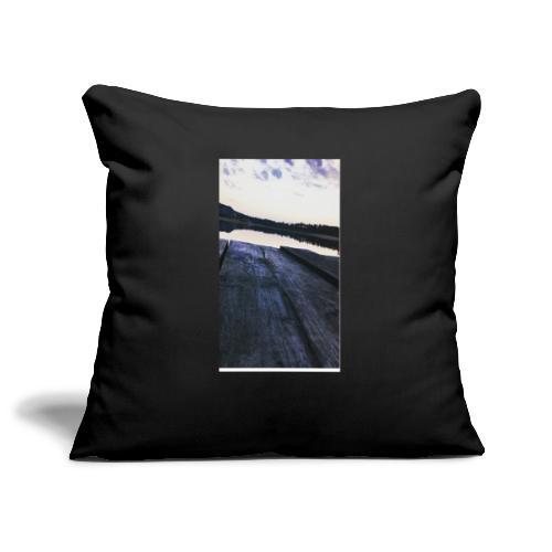 Zachód na roztoczu - Poszewka na poduszkę 45 x 45 cm