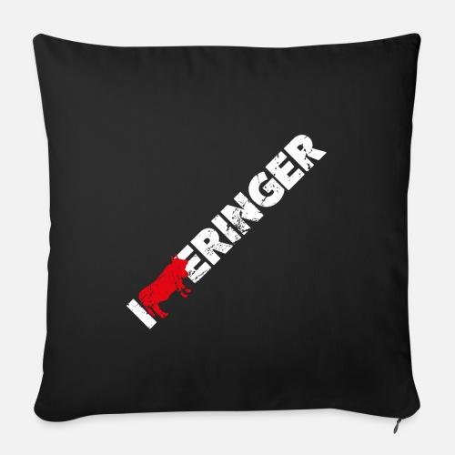 I LOVE ERINGER - Sofakissenbezug 44 x 44 cm