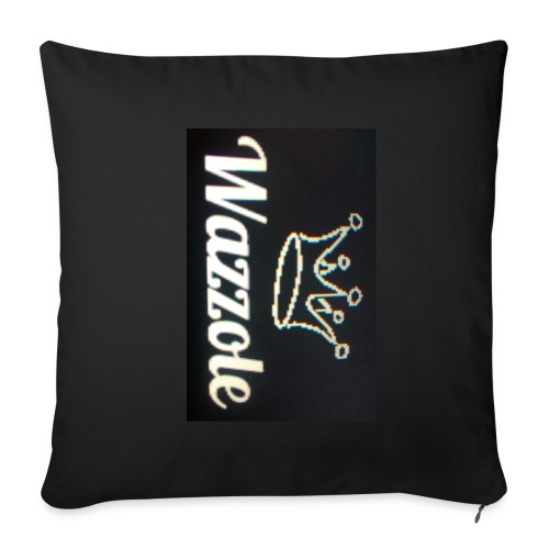 Wazzole crown range - Sofa pillowcase 17,3'' x 17,3'' (45 x 45 cm)