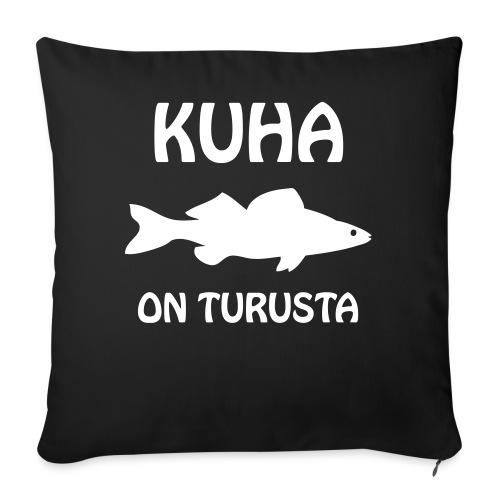 KUHA ON TURUSTA - Sohvatyynyn päällinen 45 x 45 cm