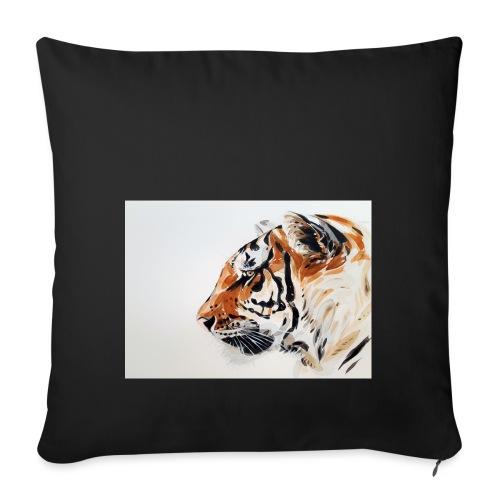Tigre - Funda de cojín, 45 x 45 cm