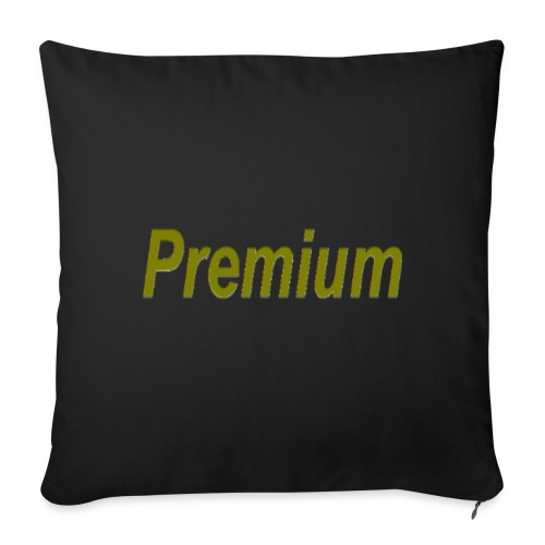 Premium - Sofa pillowcase 17,3'' x 17,3'' (45 x 45 cm)
