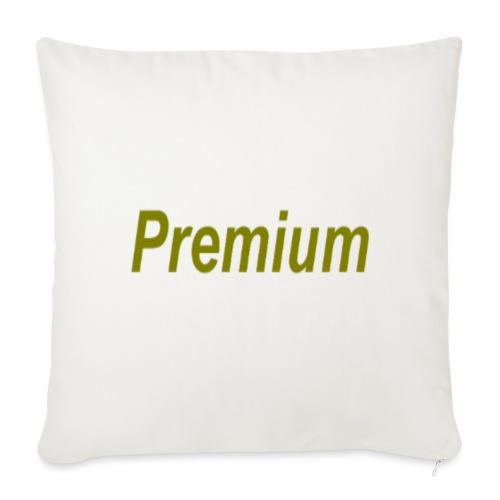 Premium - Sofa pillowcase 17,3'' x 17,3'' (45 x 45 cm)