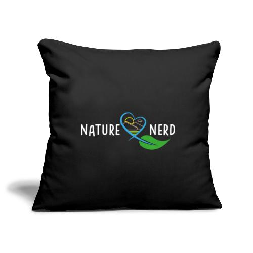 Nature Nerd - Sofakissenbezug 44 x 44 cm