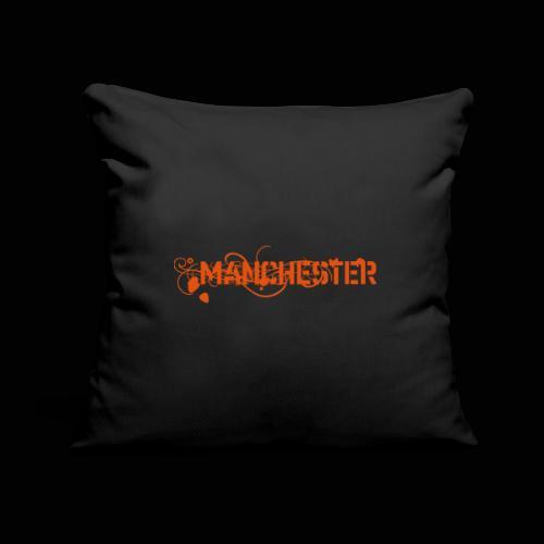 Manchester - Housse de coussin décorative 45x 45cm