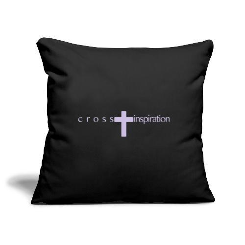 Logo - Housse de coussin décorative 45x 45cm