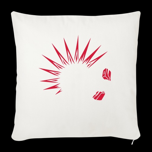 tshirt2epscs without name - Sofa pillowcase 17,3'' x 17,3'' (45 x 45 cm)