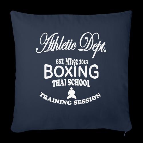 (high_school_couleur_uni) - Housse de coussin décorative 45x 45cm