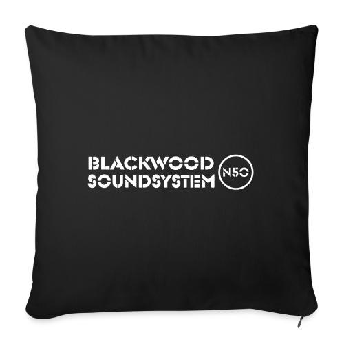 Blackwood - Sofakissenbezug 44 x 44 cm