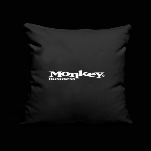 Monkey Business - Housse de coussin décorative 45x 45cm