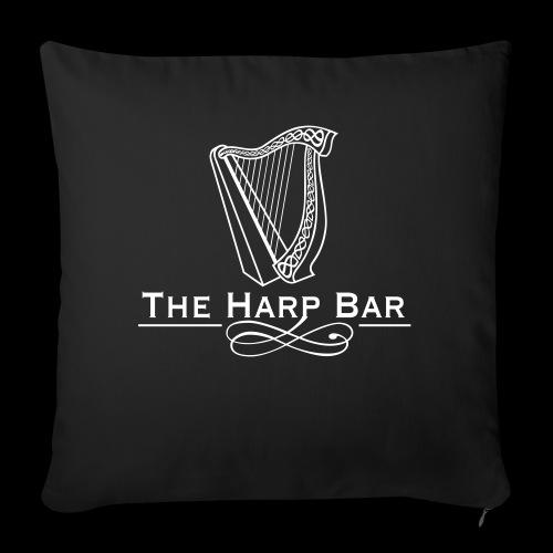 Logo The Harp Bar Paris - Housse de coussin décorative 45x 45cm