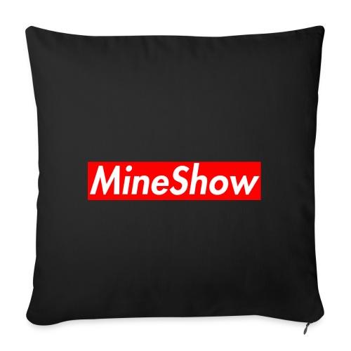 MineShow Box-Logo - Sofakissenbezug 44 x 44 cm
