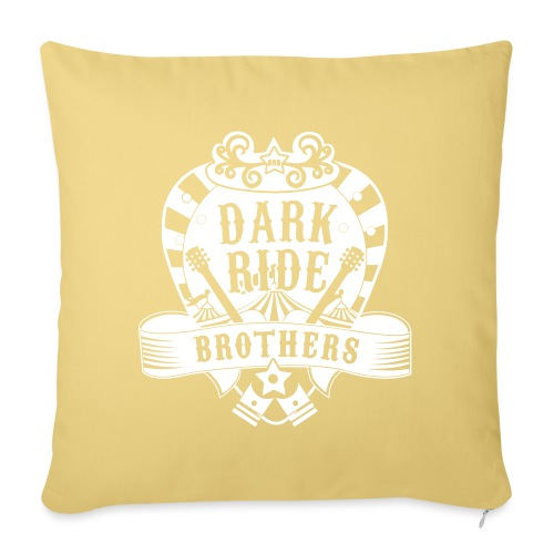 Dark Ride Brothers - Sohvatyynyn päällinen 45 x 45 cm
