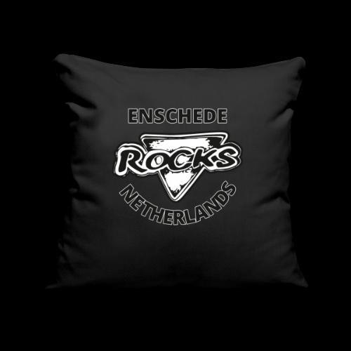 Rocks Enschede NL B-WB - Sierkussenhoes, 45 x 45 cm
